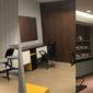 Espaço de beleza e bem-estar dentro dos escritórios