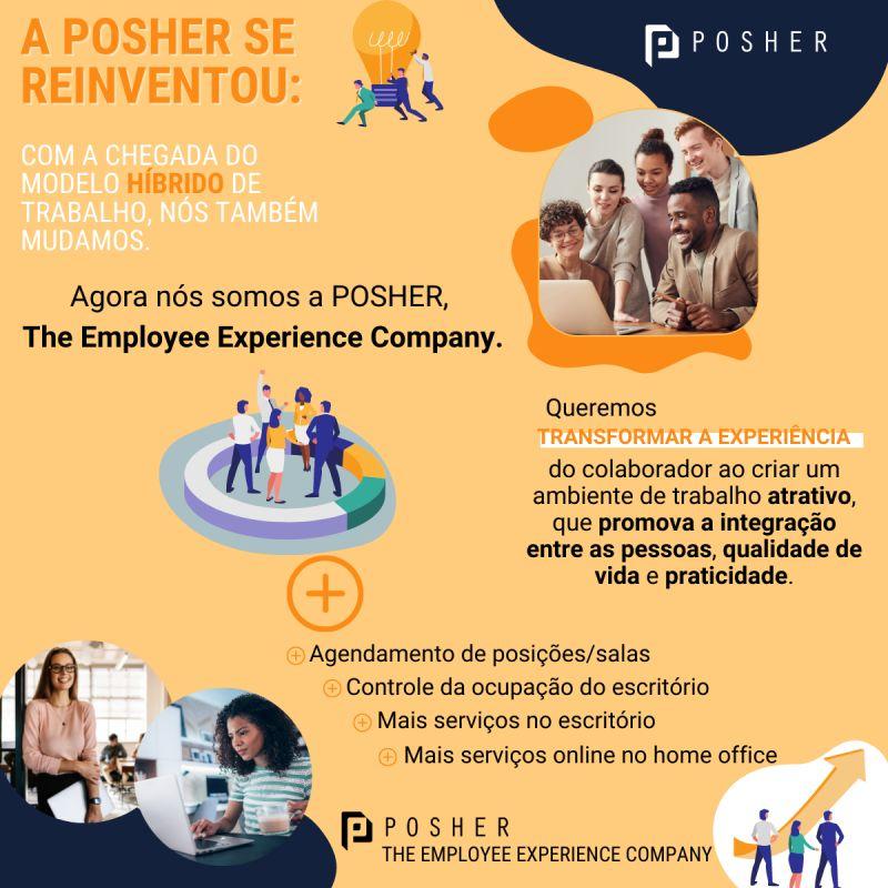 POSHER, The Employee Experience Company
