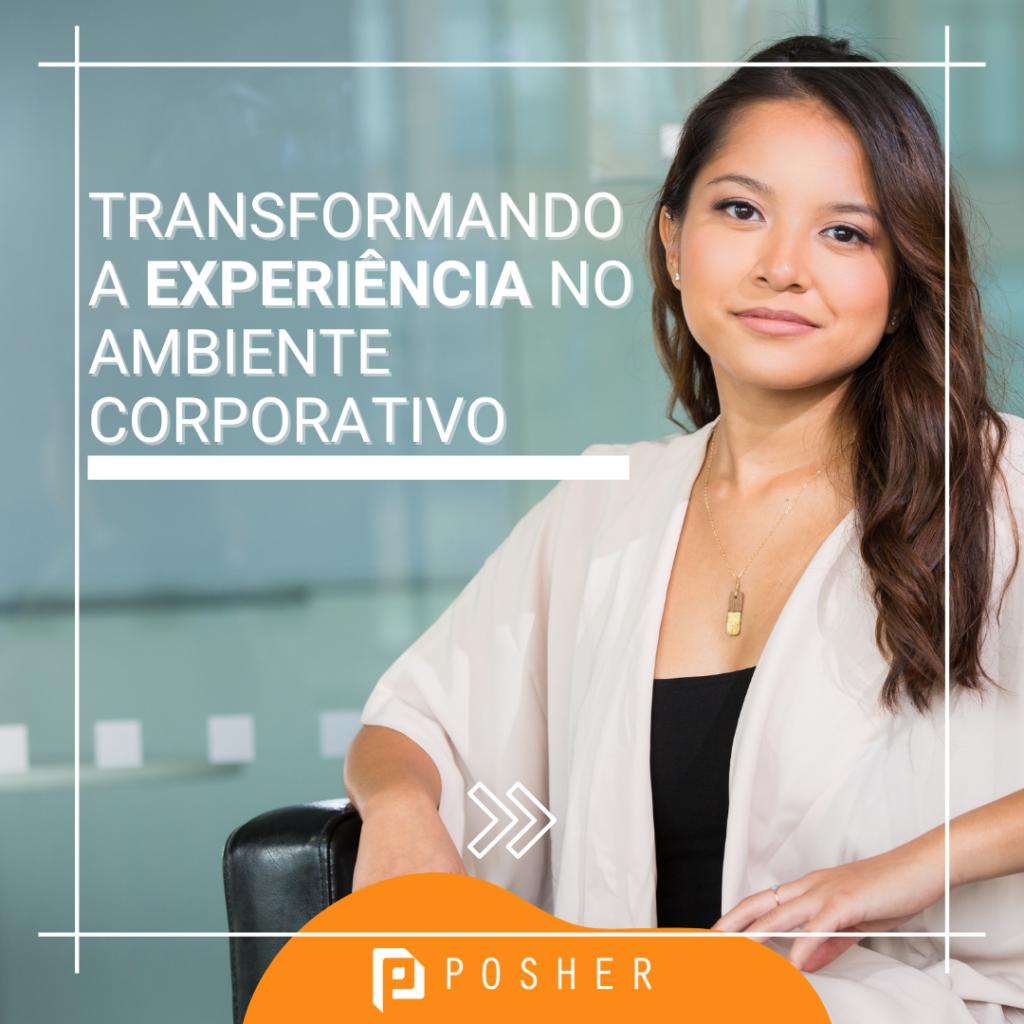 Transformando a experiência do ambiente de trabalho