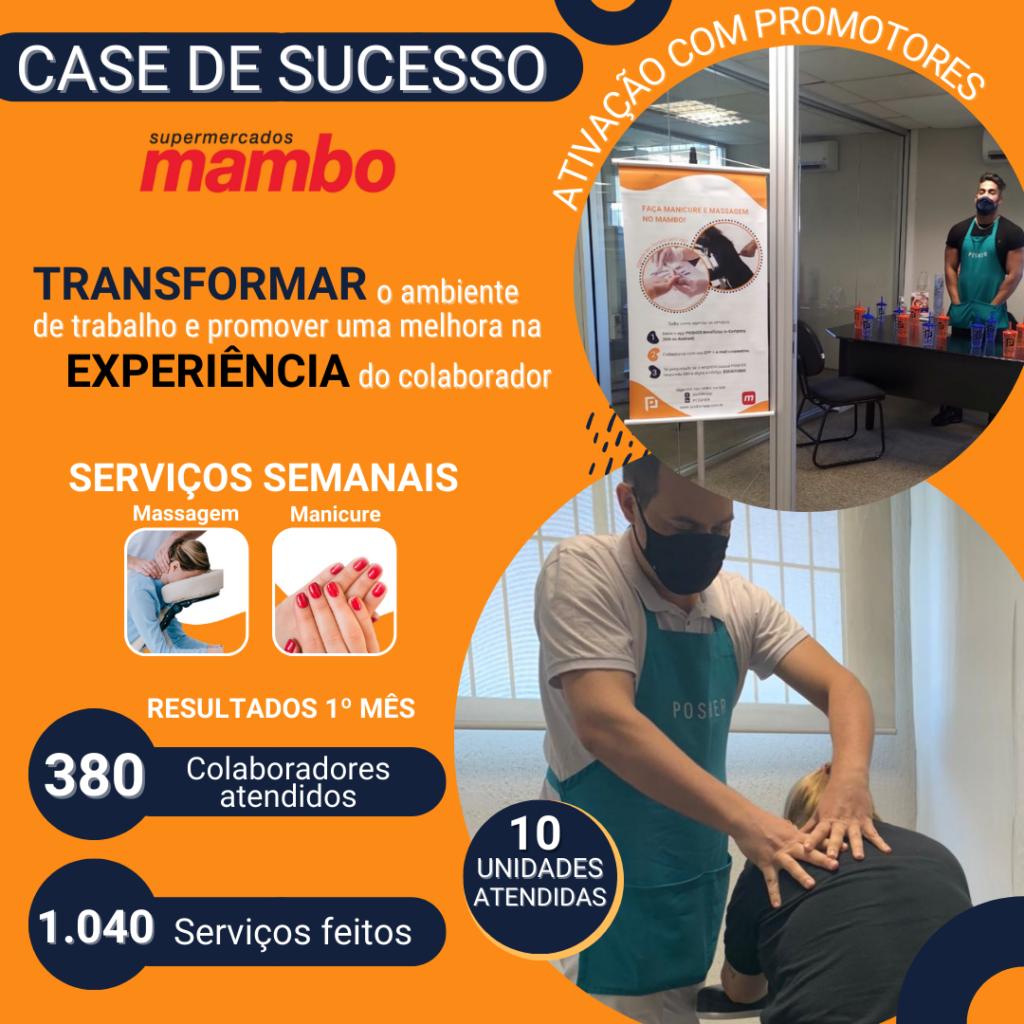 Transformando o ambiente de trabalho do Mambo